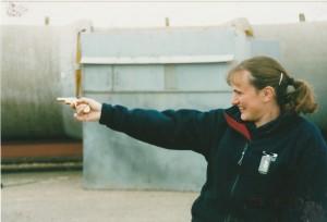 Penny pistol